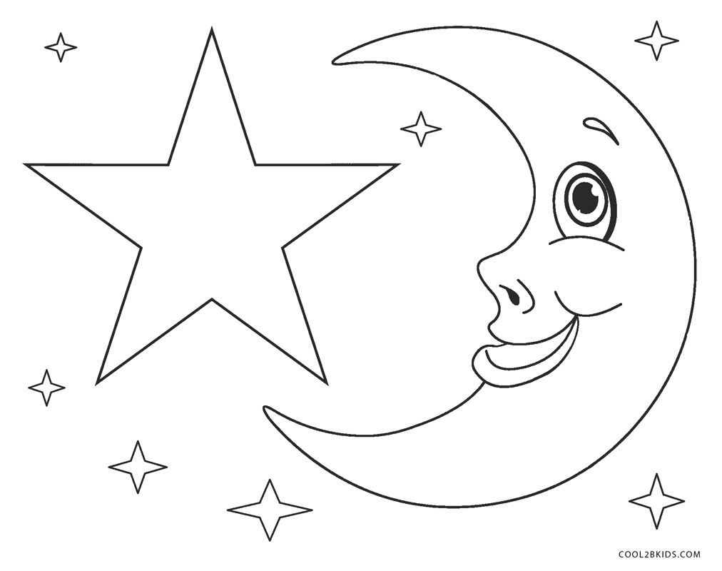 printable pictures of stars star coloring pages for childrens printable for free pictures of printable stars