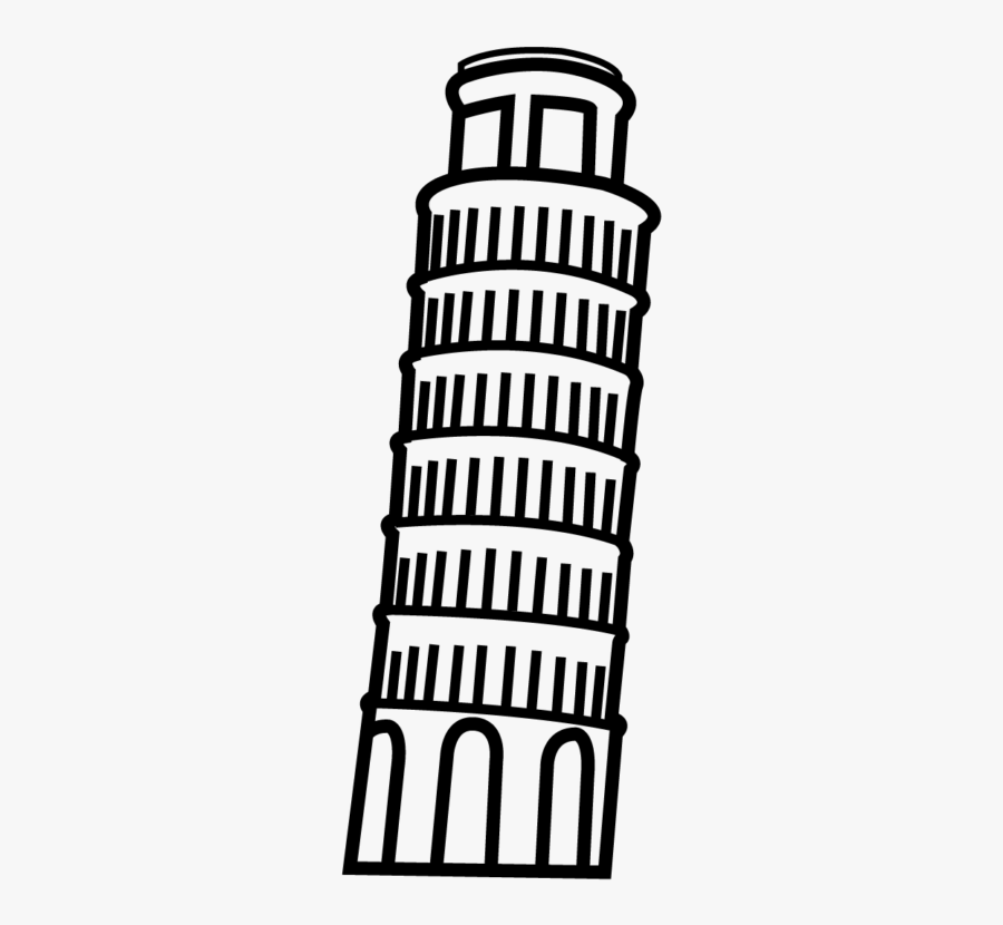 printable pictures of the leaning tower of pisa leaning tower of pisa cartoon clipart best tower of the printable of leaning pisa pictures