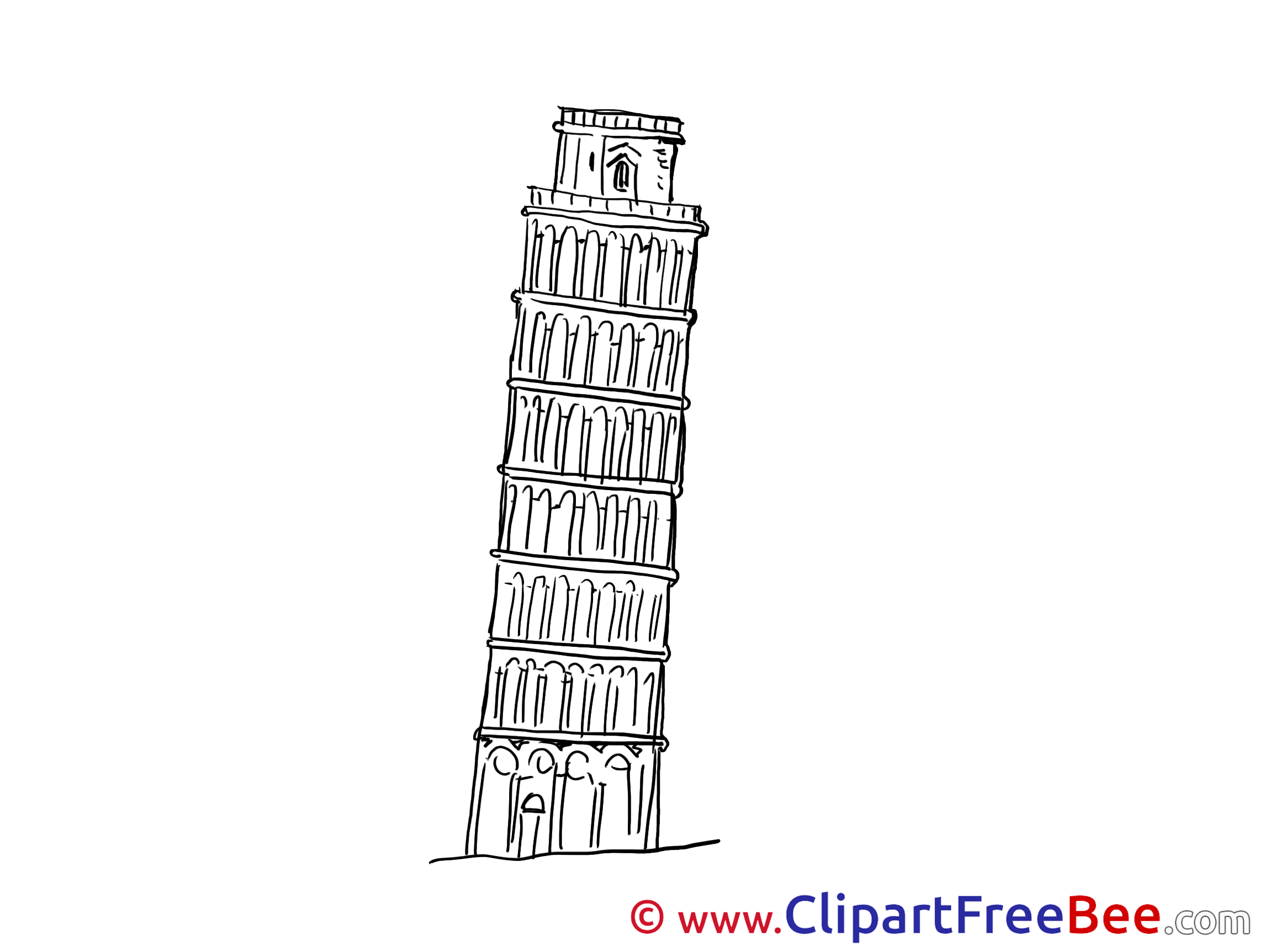 printable pictures of the leaning tower of pisa the leaning tower of pisa art print click on the image to printable pictures of of pisa leaning the tower