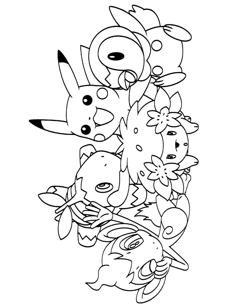 printable pokemon coloring pages pokemon coloring pages join your favorite pokemon on an printable pages pokemon coloring