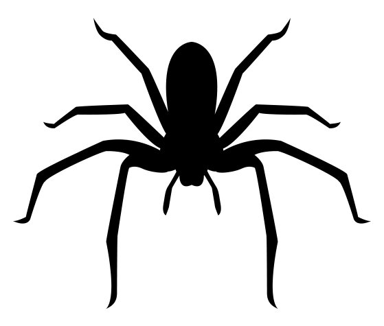 printable spiders spider coloring pages getcoloringpagescom spiders printable