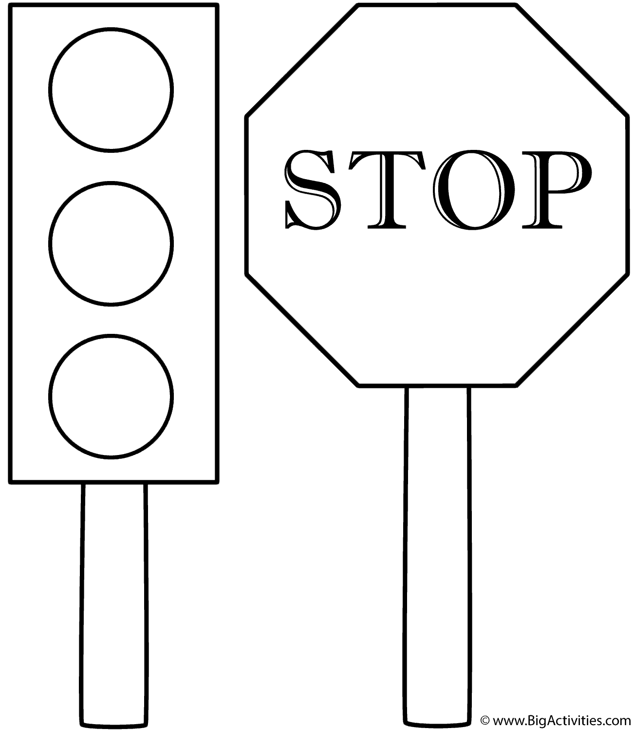 printable traffic signs coloring pages 6 best images of road signs printable coloring pages pages traffic signs printable coloring