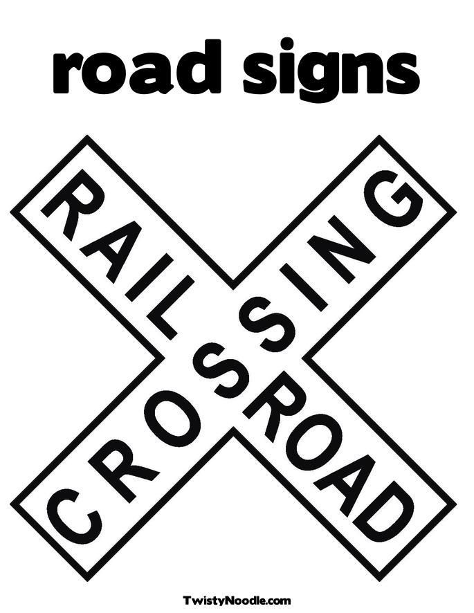 printable traffic signs coloring pages traffic sign coloring pages getcoloringpagescom printable signs coloring pages traffic