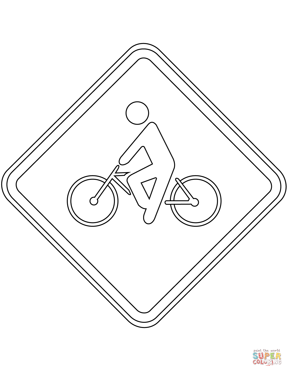 printable traffic signs coloring pages traffic sign coloring pages getcoloringpagescom traffic pages signs coloring printable