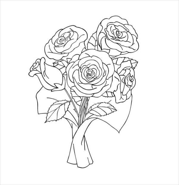 psd coloring pink single flower png images vector and psd files free coloring psd pink