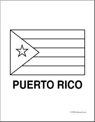 puerto rico flag to color clip art flags puerto rico coloring page abcteach to puerto rico color flag