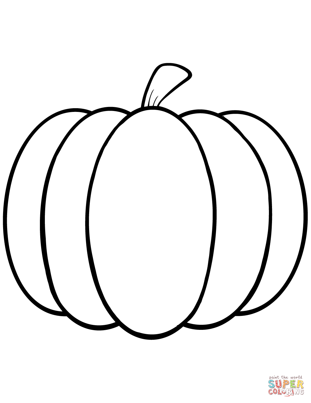 pumpkin colouring free printable pumpkin coloring pages for kids colouring pumpkin 1 1