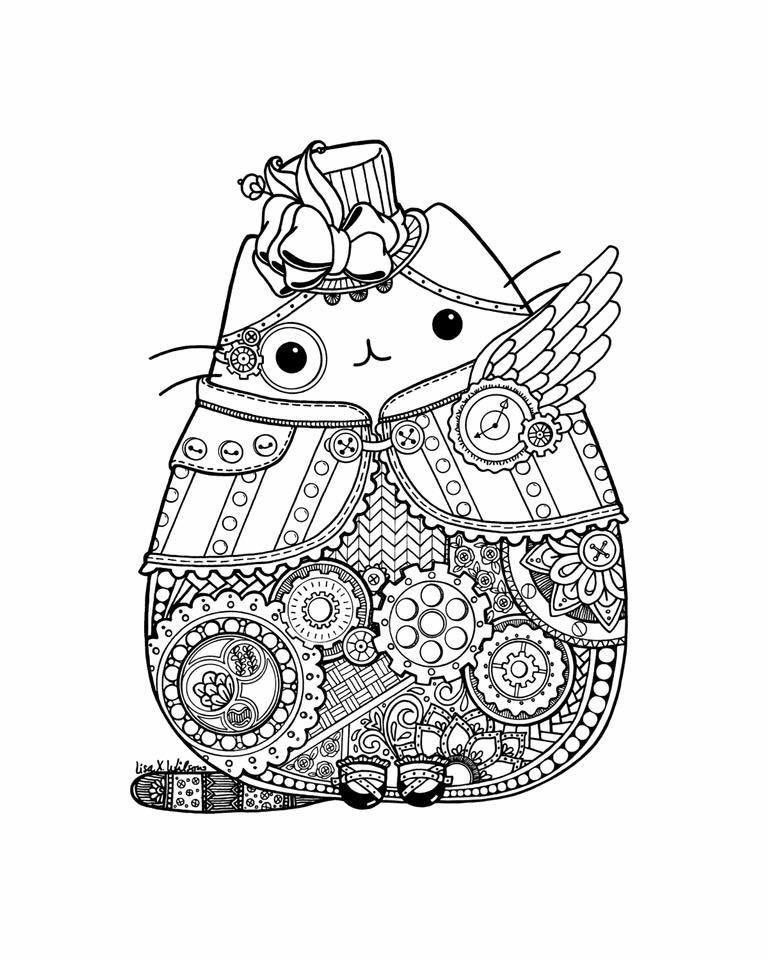 pusheen the cat coloring pages pusheen coloring pages lovely dinosaur free printable the coloring pages cat pusheen