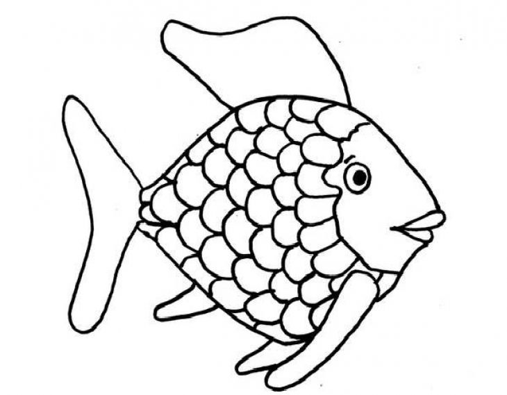 rainbow fish coloring page template 8 rainbow templates free pdf documents download free template page fish rainbow coloring