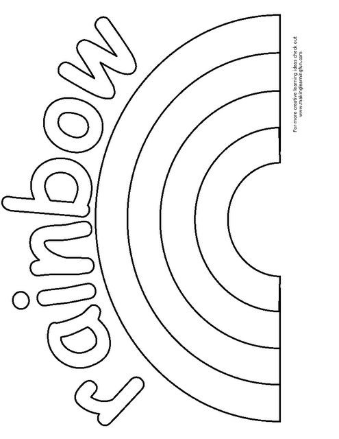 rainbow fish coloring page template rainbow fish preschool templates sketch coloring page rainbow fish coloring template page