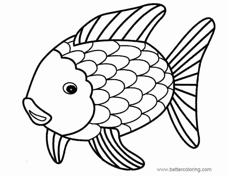 rainbow fish coloring page template rainbow fish template coloring home template rainbow page fish coloring