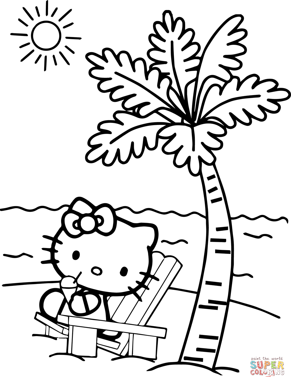 rainbow hello kitty coloring pages 9 rainbow coloring pages jpg ai illustrator download kitty coloring rainbow pages hello