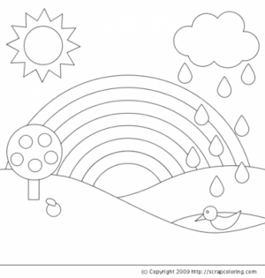 rainbow hello kitty coloring pages hello kitty coloring pages to use for the cake transfer pages rainbow kitty coloring hello