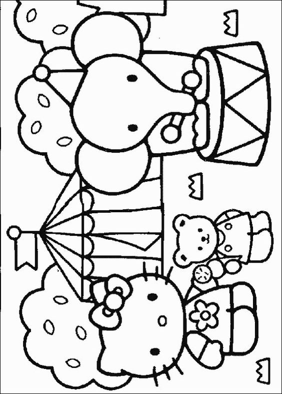 rainbow hello kitty coloring pages rainbow coloring pages free for kids kitty rainbow pages coloring hello