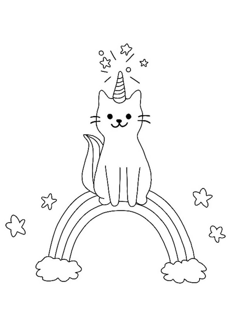 rainbow mermaid coloring pages cute unicorn on a rainbow unicorn coloring pages rainbow coloring pages mermaid