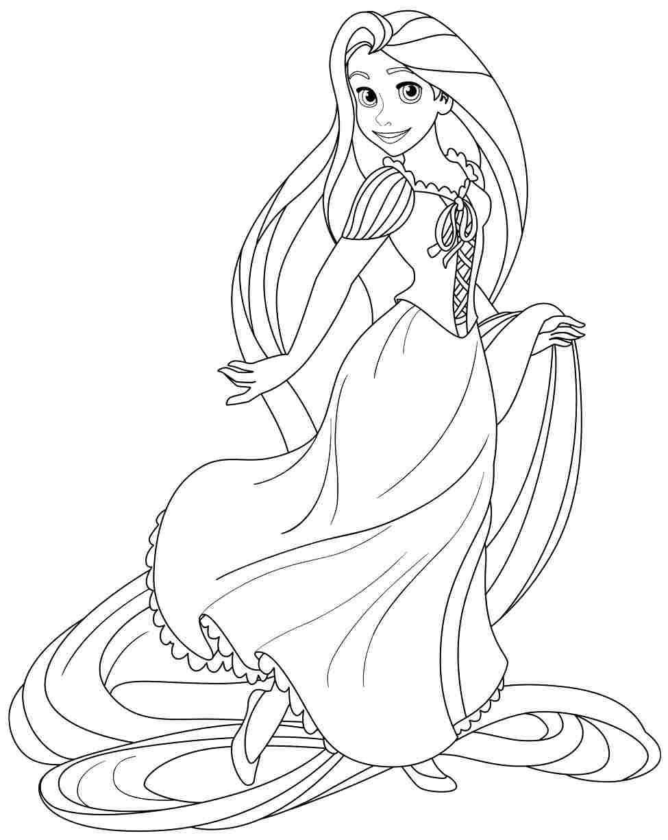 rapunzel print out 153 best images about tangled colouring pages on pinterest rapunzel out print