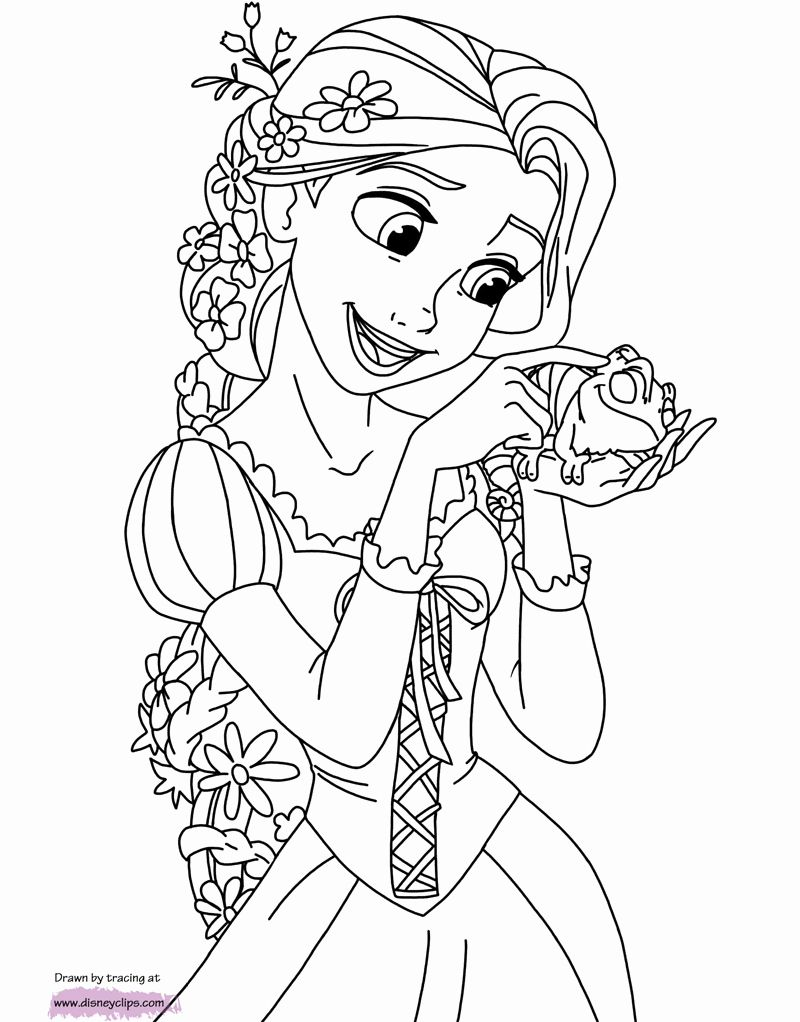 rapunzel print out print out coloring pages disney in 2020 rapunzel rapunzel out print