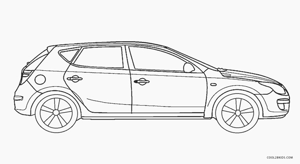 real car coloring pages cars my coloring land coloring pages real car