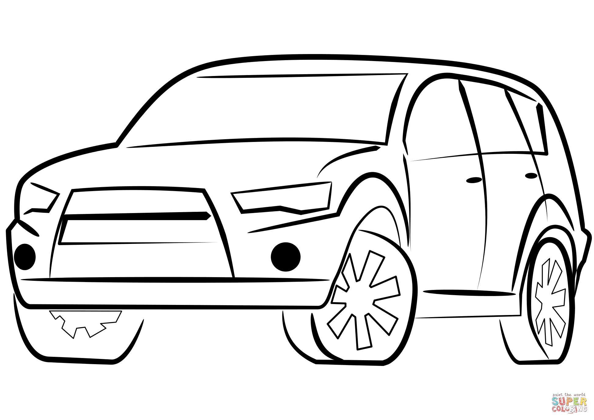 real car coloring pages free printable cars coloring pages for kids cool2bkids car pages real coloring