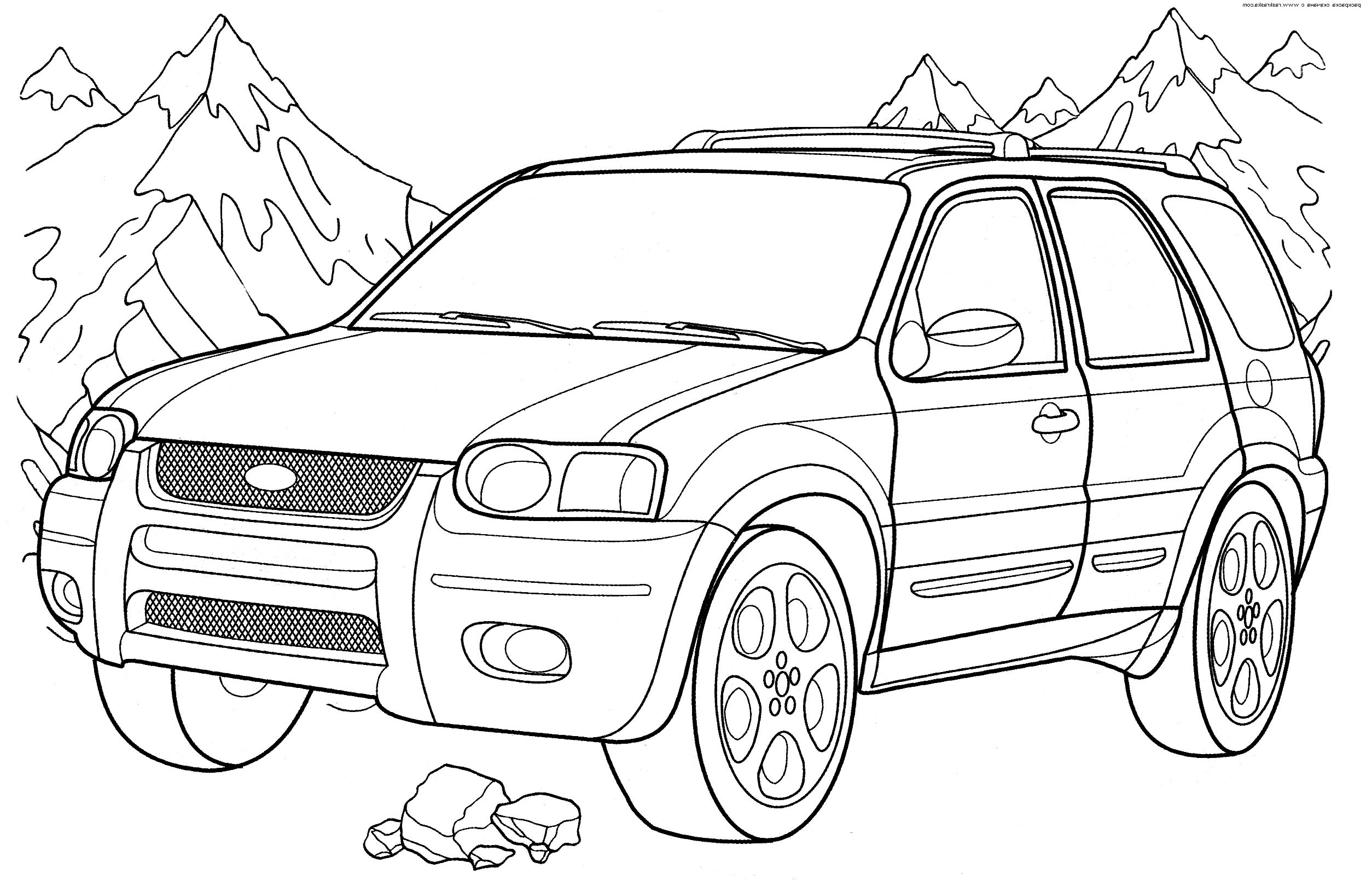 real car coloring pages free printable cars coloring pages for kids cool2bkids pages car real coloring