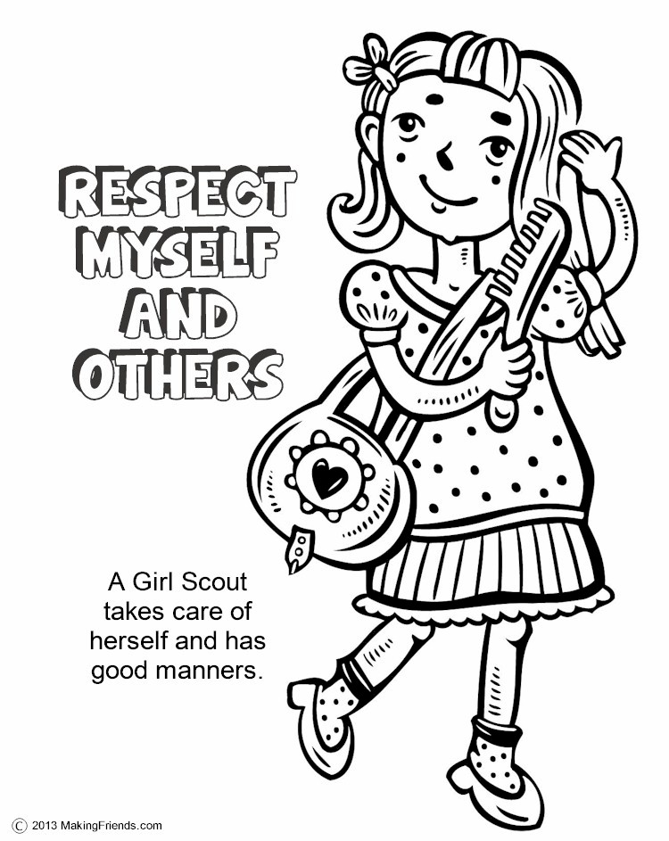 respect coloring pages teach the kids you have to give respect before you can get coloring respect pages