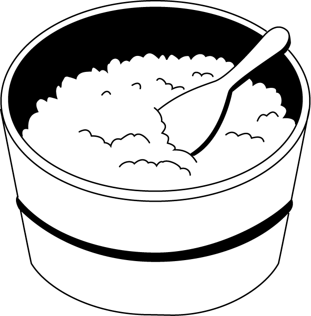 rice plant coloring page rice bowl coloring page plant rice page coloring