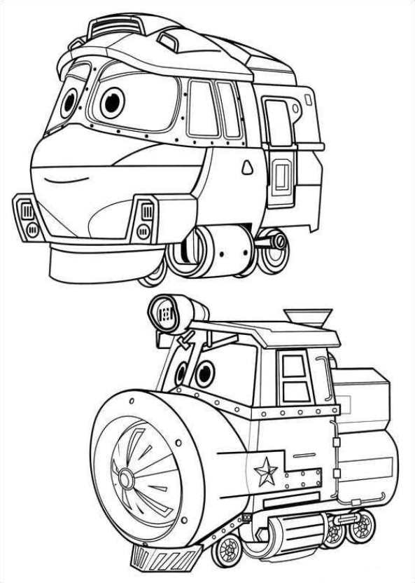 robot train coloring pages coloring robot trains kay colouring mermaid coloring train pages robot