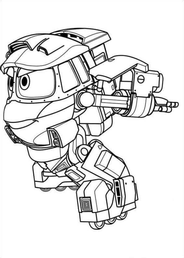 robot train coloring pages duke high quality free coloring from the category robot coloring robot train pages