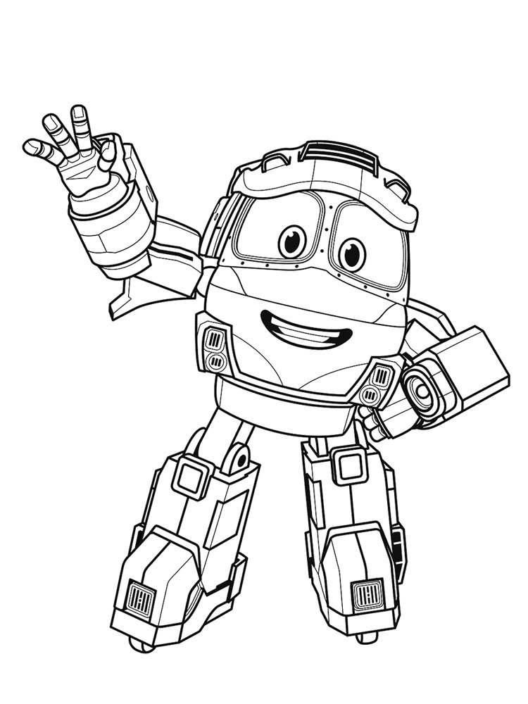 robot train coloring pages free robot trains coloring pages download and print robot robot train pages coloring