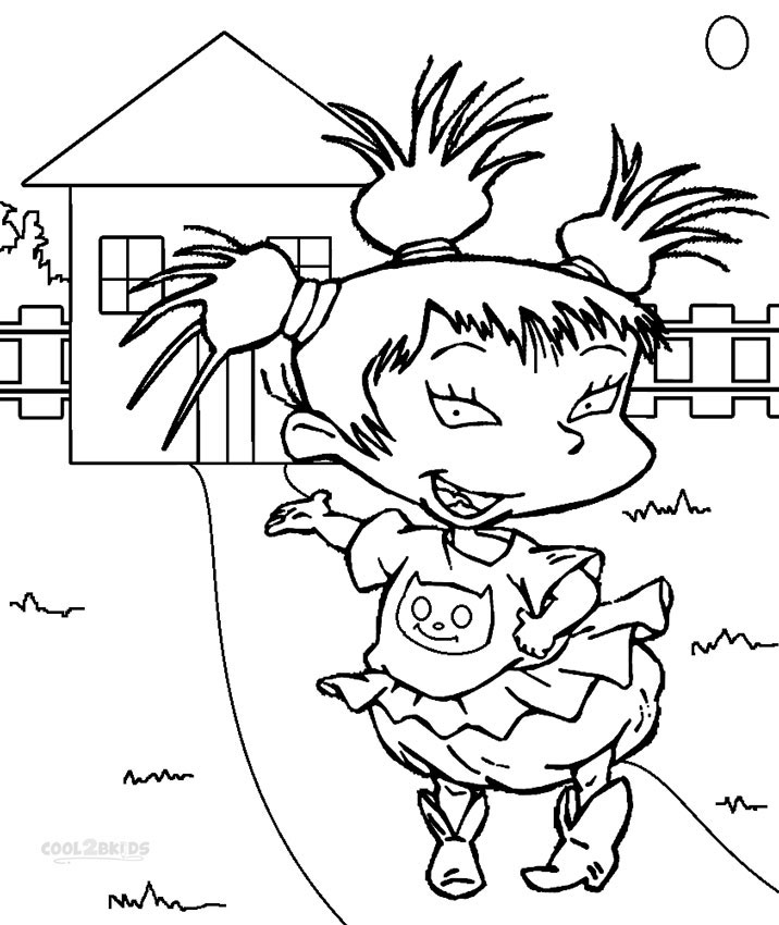 rugrats coloring pages free printable rugrats coloring pages for kids rugrats pages coloring