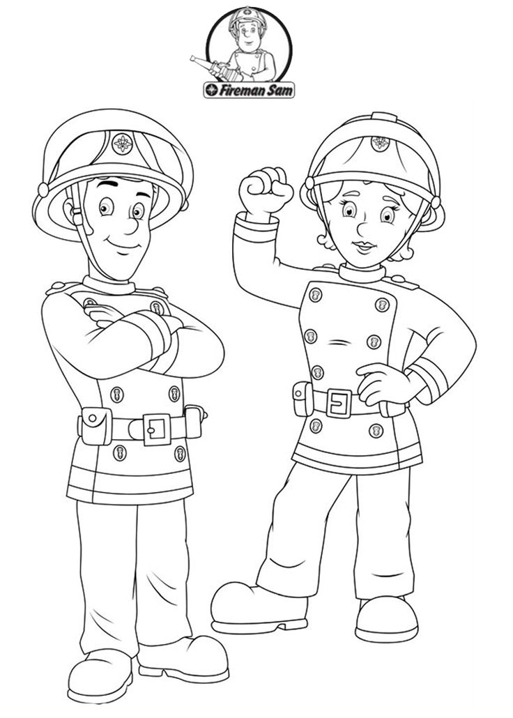 sam the fireman coloring pages fireman sam coloring picture with images coloring sam the fireman coloring pages