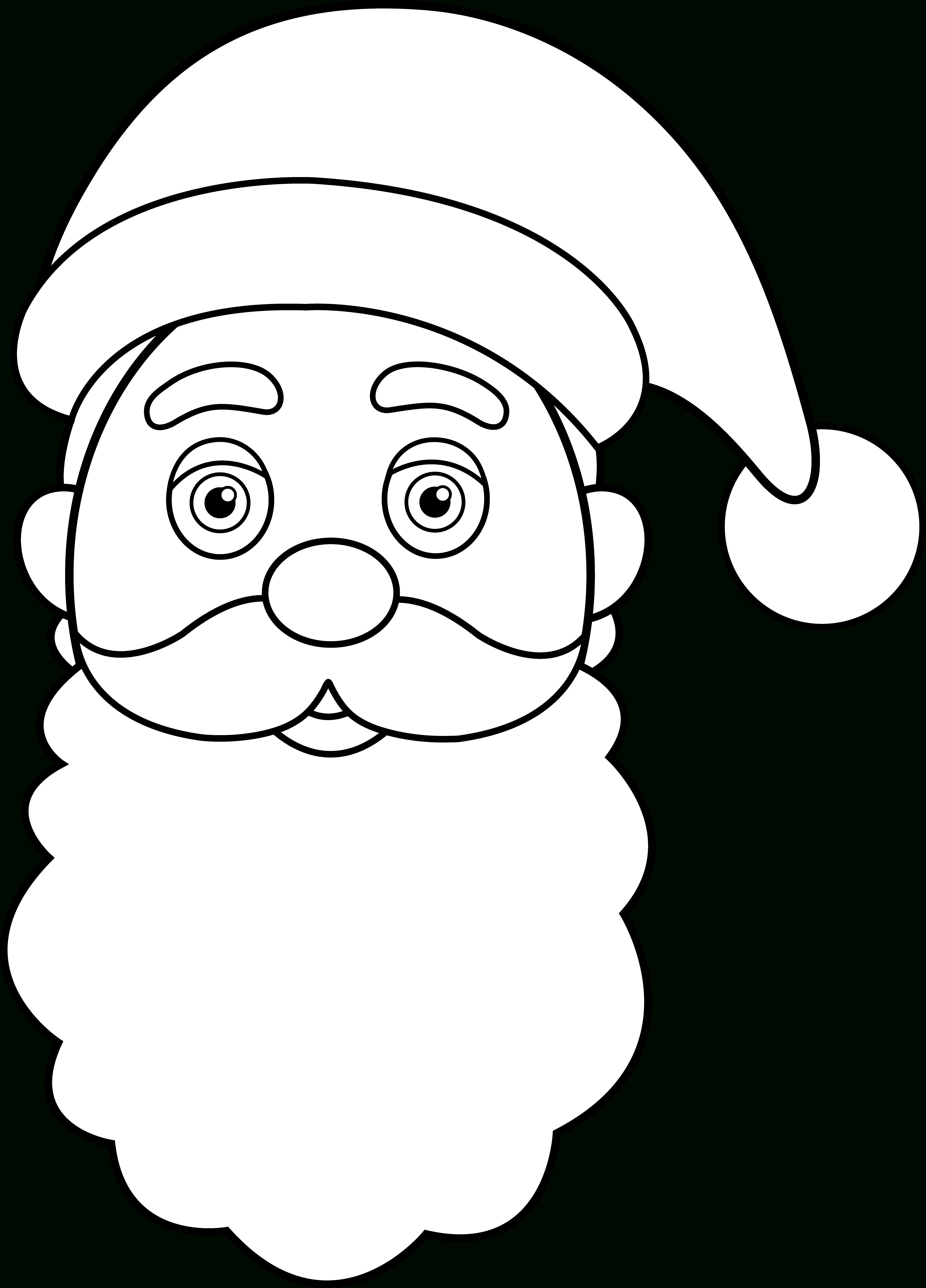 santa claus pictures to print santa drawing template at getdrawings free download claus santa print to pictures