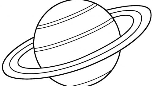saturn colouring page printable pictures of saturn free download on clipartmag page colouring saturn
