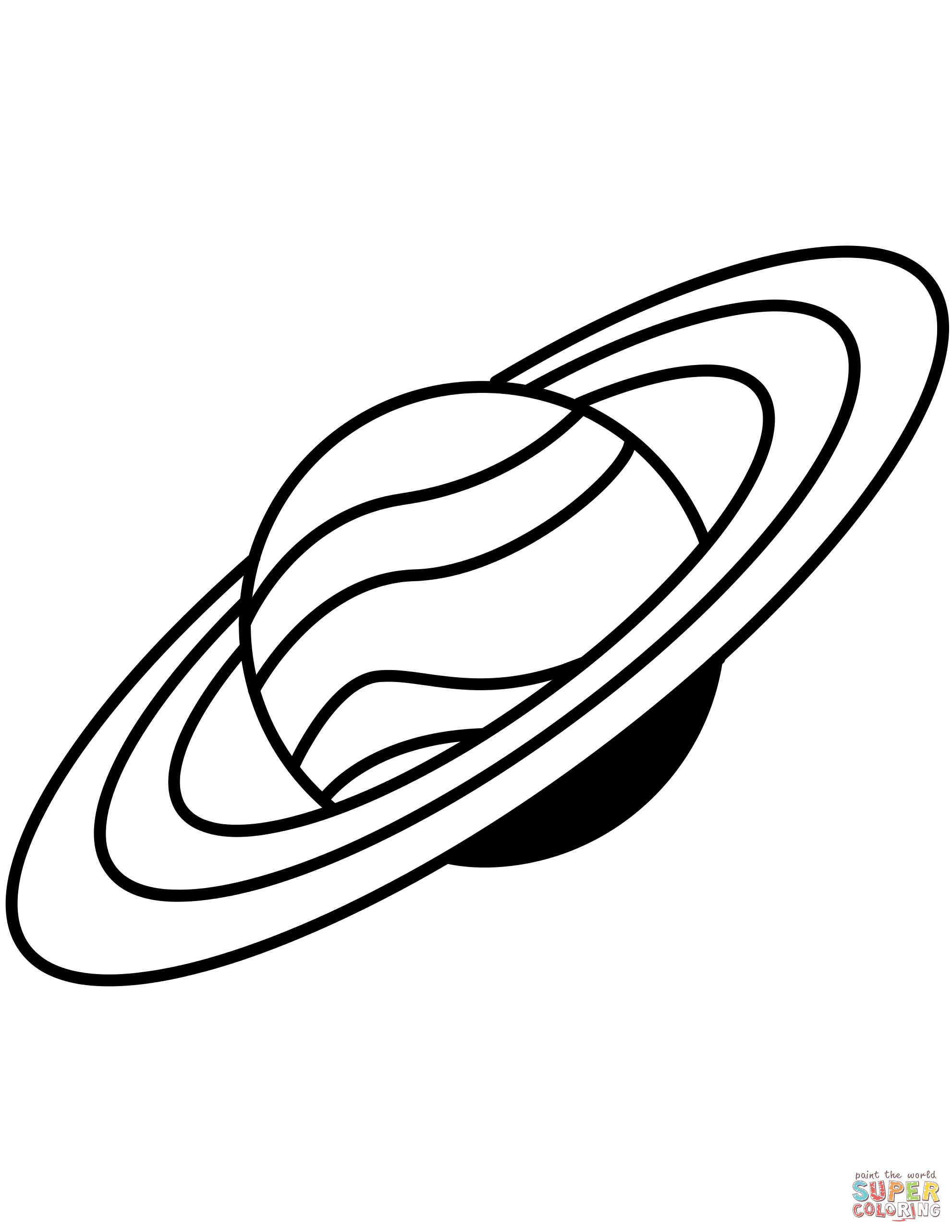 saturn colouring page printable pictures of saturn free download on clipartmag page saturn colouring