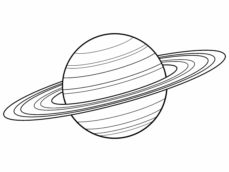 saturn colouring page saturn coloring page coloring pages 4 u page saturn colouring