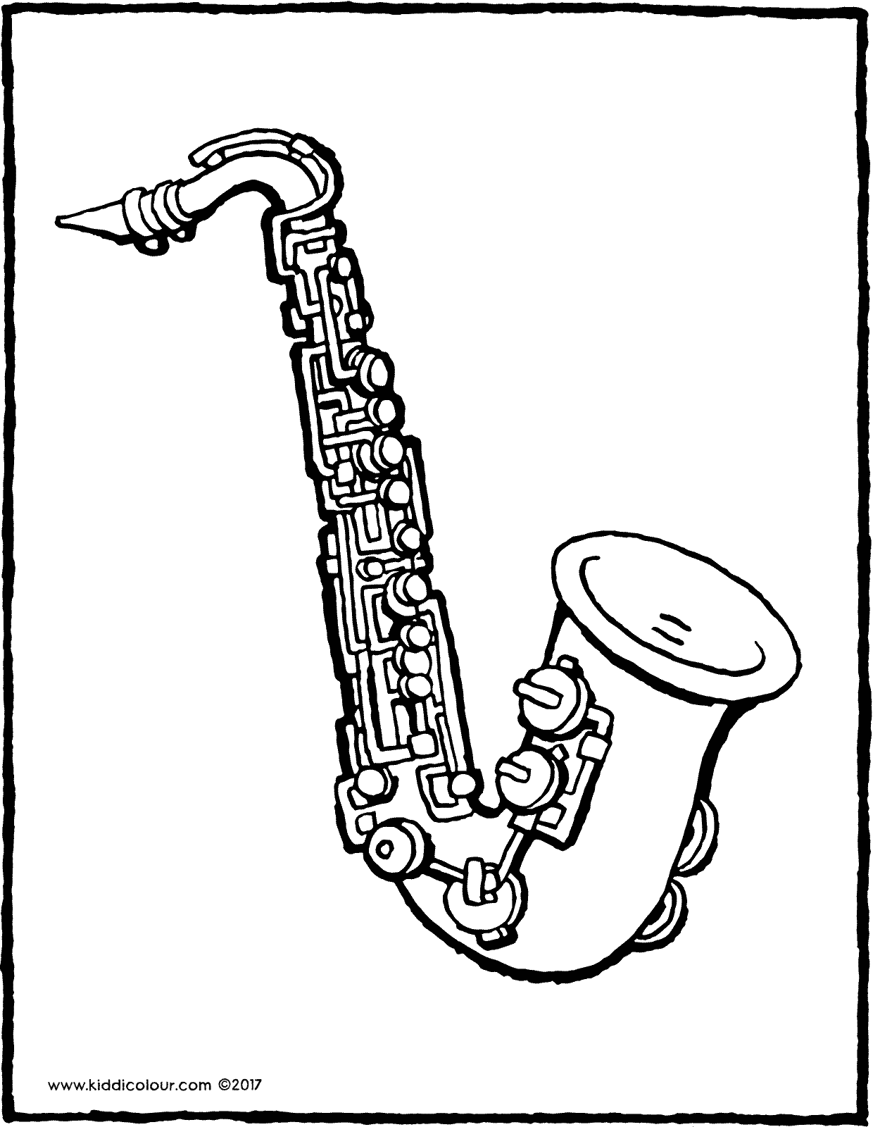 saxophone coloring pages saxophone coloring pages coloring pages to download and saxophone pages coloring