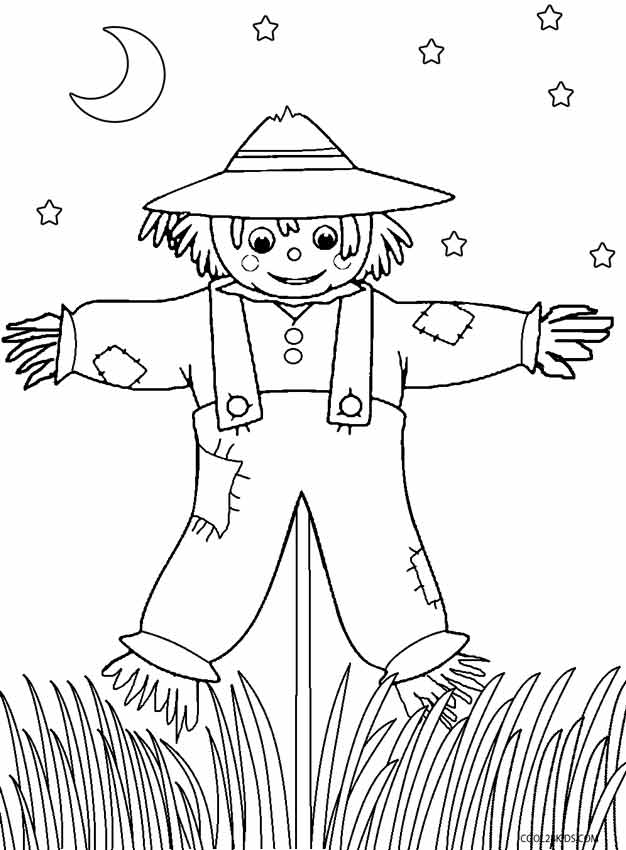 scarecrow coloring pages batman scarecrow coloring pages at getcoloringscom free coloring scarecrow pages