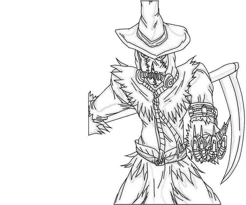 scarecrow coloring pages scarecrow coloring pages coloring home scarecrow coloring pages