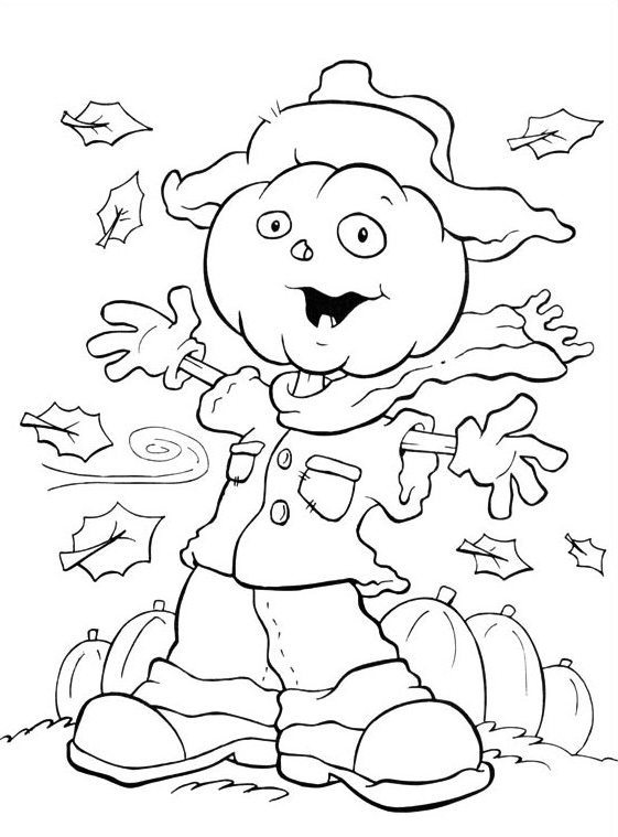 scarecrow coloring pages scarecrow coloring pages getcoloringpagescom pages coloring scarecrow