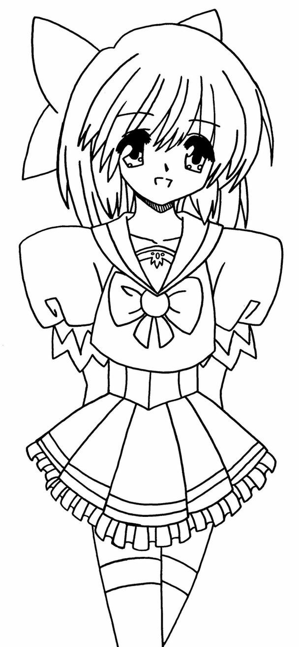 school girl coloring pages anime school girl by hope30789 on deviantart school coloring pages girl