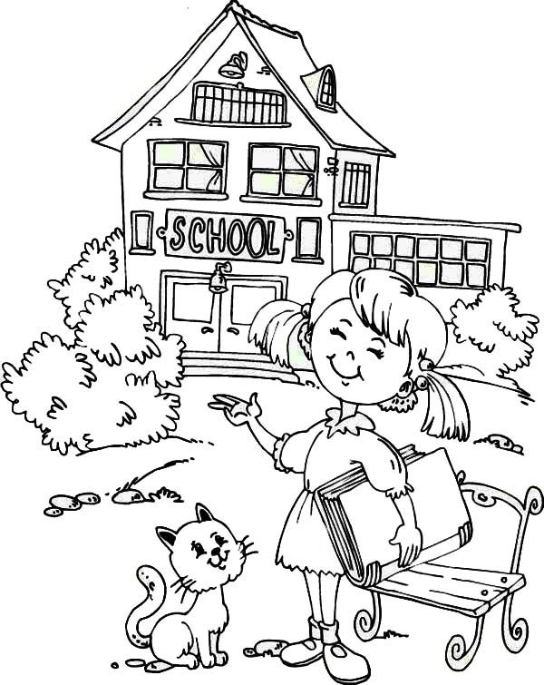 school girl coloring pages free dearie dolls digi stamps school girl color and bw pages coloring girl school