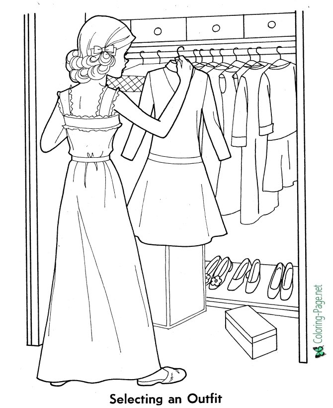 school girl coloring pages girls at school coloring pages for girls pages school coloring girl