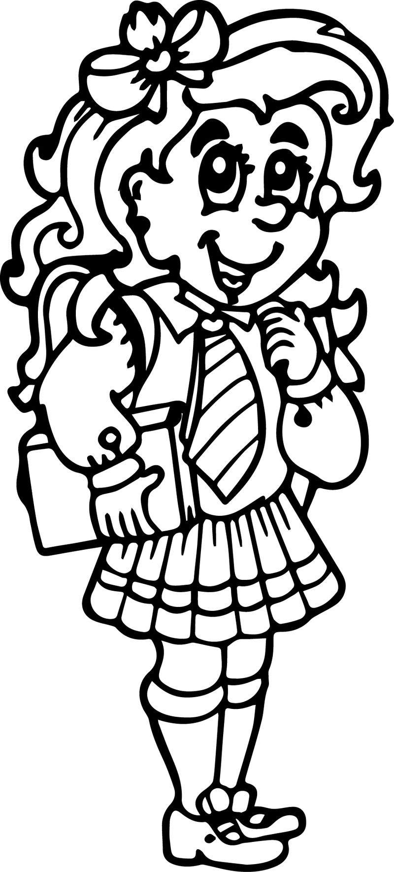 school girl coloring pages school girl coloring page coloring sheets school girl coloring pages
