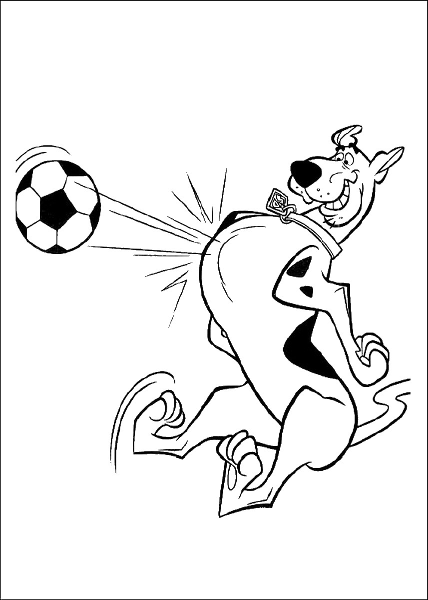 scooby doo coloring pages online free coloring page scooby doo coloring sheets scooby online coloring free doo pages