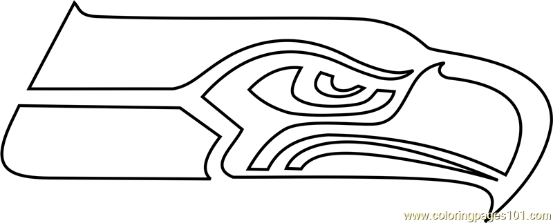 seahawks coloring pages 2013 nfl playoffs seattle seahawks httpwww pages seahawks coloring