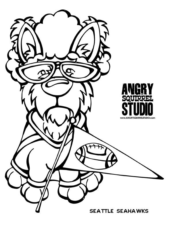seahawks coloring pages seattle seahawks coloring pages coloring home pages coloring seahawks