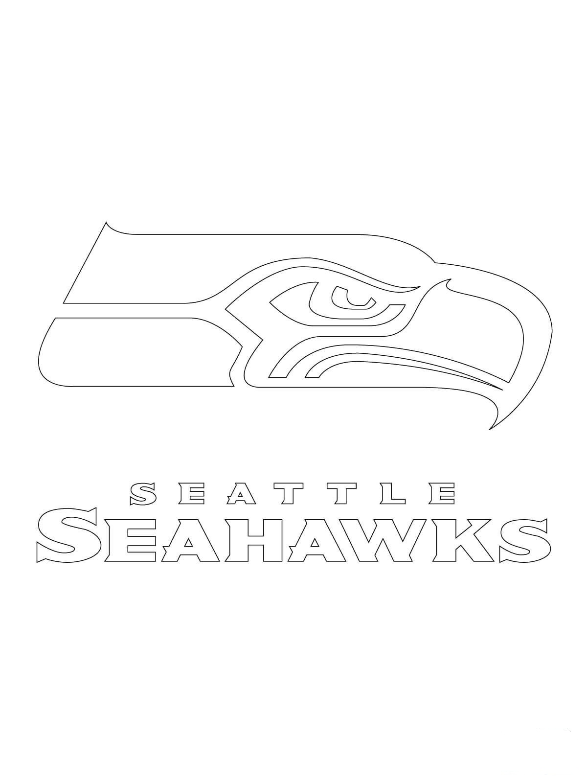 seahawks coloring pages seattle seahawks coloring pages learny kids coloring seahawks pages