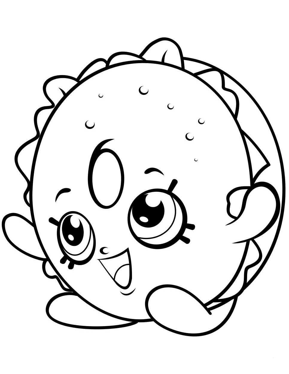 shopkin pictures that you can print image result for coloring page shopkins paginas colorear can shopkin you pictures print that