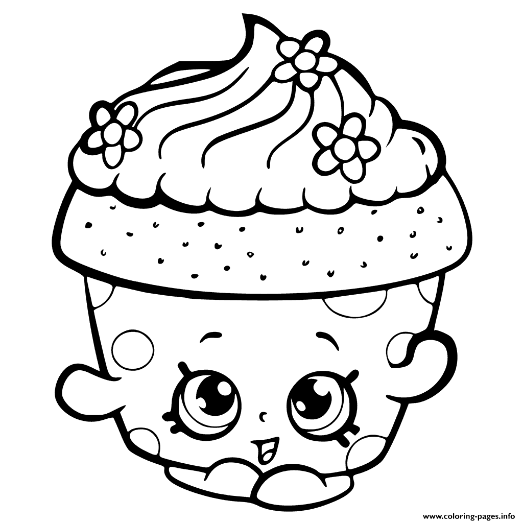 shopkins cupcake coloring pages cupcake queen shopkins coloring page free shopkins shopkins cupcake coloring pages