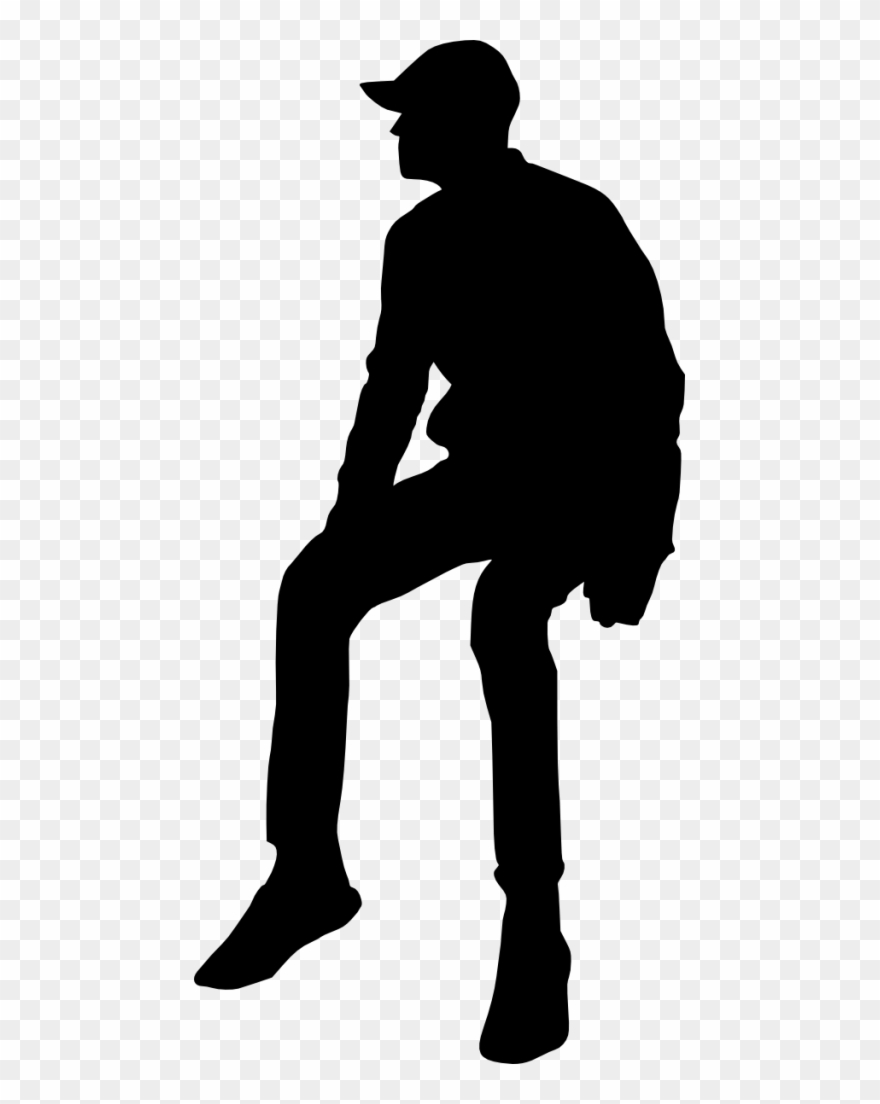 silhouette of a person sitting download silhouette people sitting png clip art freeuse of person a sitting silhouette